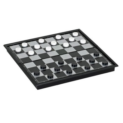 Checkers - Magnetic 10 inch - Wood Expressions - 401 Games