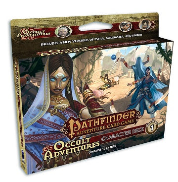 Buy Pathfinder Adventure Card Game - Occult Adventures Character Deck and more Great Board Games Products at 401 Games