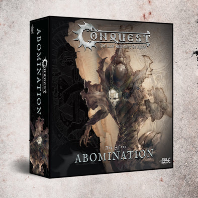 Conquest - The Spires - Abomination available at 401 Games Canada