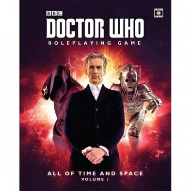 Doctor Who: All of Time and Space - Volume 1 - 401 Games