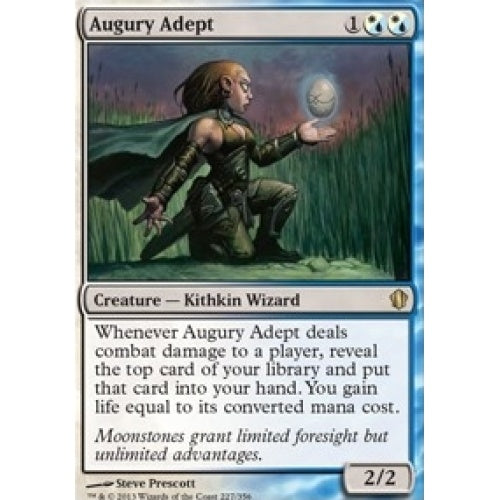 Augury Adept (C13) available at 401 Games Canada