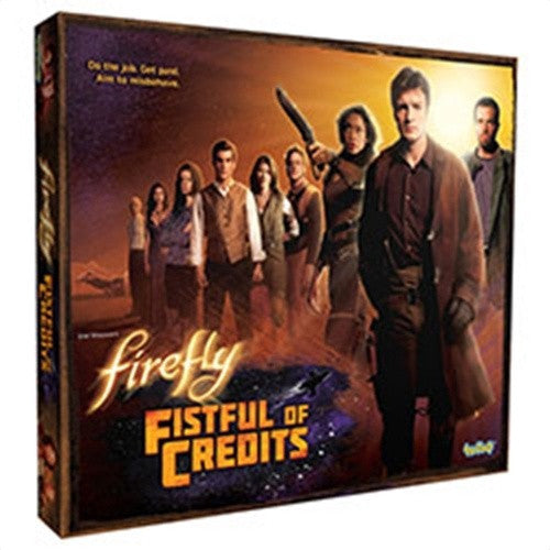 Firefly - Fistful of Credits - 401 Games