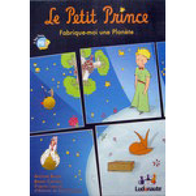 The Little Prince - Make Me a Planet - 401 Games