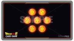 Ultra Pro - Play Mat - Dragon Ball Super - Dragon Balls - 401 Games