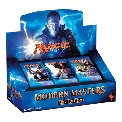 Buy MTG - Modern Masters 2017 - Booster Box and more Great Magic: The Gathering Products at 401 Games