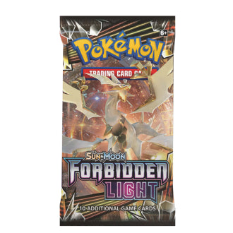 Pokemon - Forbidden Light Booster Pack - 401 Games
