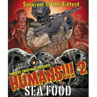 Humans!!! 2: Sea Food Expansion