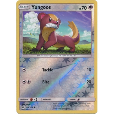 Yungoos - 109/149 - Reverse Foil - 401 Games