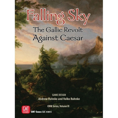 Falling Sky - The Gallic Revolt Against Caesar - 401 Games