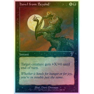 Howl from Beyond (Foil) available at 401 Games Canada