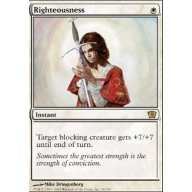 Righteousness available at 401 Games Canada