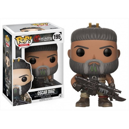 Buy Pop! Gears of War - Oscar Diaz and more Great Funko & POP! Products at 401 Games