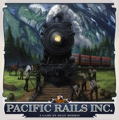 Pacific Rails Inc. available at 401 Games Canada