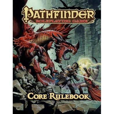 Pathfinder - Book - Core Rulebook - 401 Games