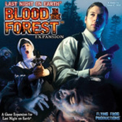 Last Night on Earth - Blood In The Forest Expansion (reprice when restock) - 401 Games