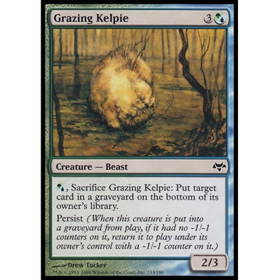 Grazing Kelpie (EVE) available at 401 Games Canada