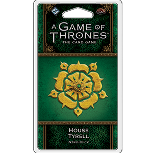 Buy Game of Thrones LCG - 2nd Edition - House Tyrell Intro Deck and more Great Board Games Products at 401 Games