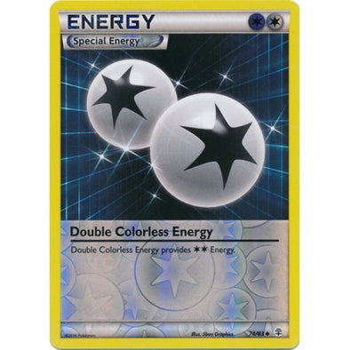Double Colorless Energy - 74/83 - Reverse Foil - 401 Games