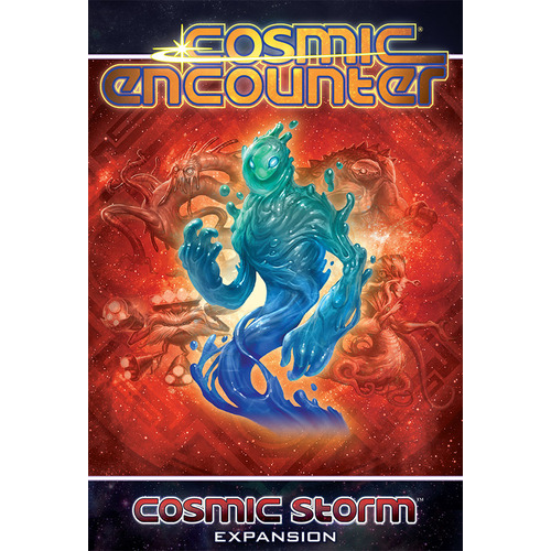 Cosmic Encounter - Cosmic Storm Expansion - 401 Games