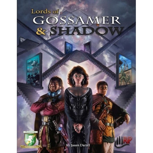 Buy Lords of Gossamer & Shadow - Core Rulebook and more Great RPG Products at 401 Games
