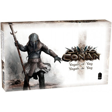 Conan - Yogah of Yag - 401 Games