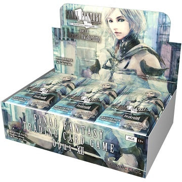 Final Fantasy TCG - Opus 12 Booster Box (Pre-Order) - 401 Games