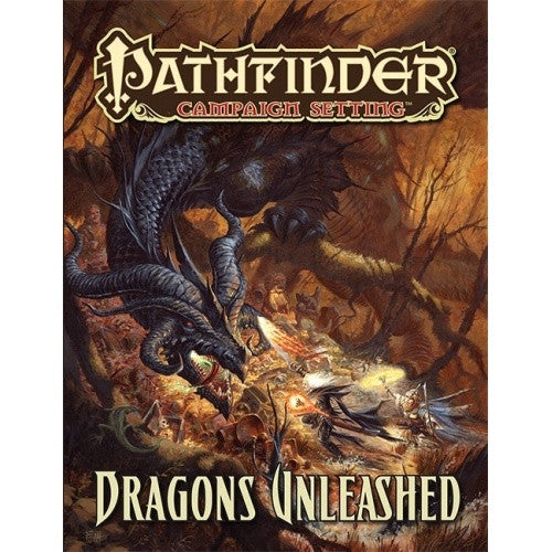 Pathfinder - Campaign Setting - Dragons Unleashed