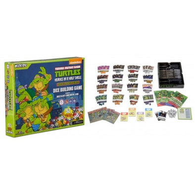 Buy Dice Masters - Teenage Mutant Ninja Turtles - Heroes in a Half Shell Box Set and more Great Dice Masters Products at 401 Games