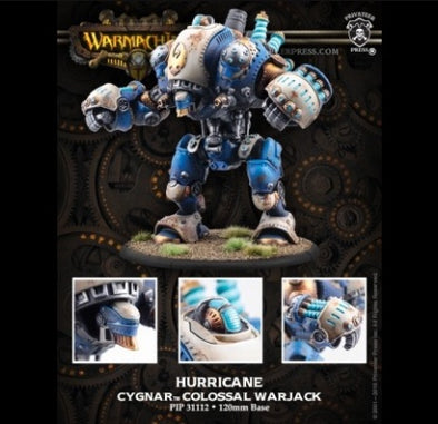Buy Warmachine - Cygnar - Hurricane and more Great Tabletop Wargames Products at 401 Games