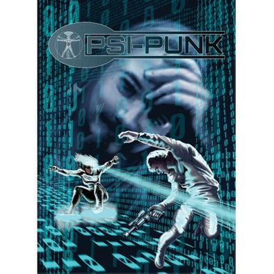 Psi-punk - Core Rulebook - 401 Games
