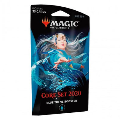 MTG - Core Set 2020 - Theme Boosters Blue - 401 Games