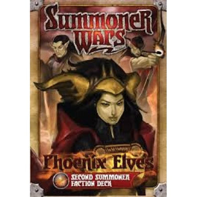 Summoner Wars - Phoenix Elves Second Summoner Faction Deck - 401 Games