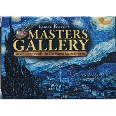 Buy Masters Gallery and more Great Board Games Products at 401 Games