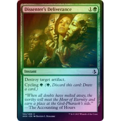 Dissenter's Deliverance (Foil) (AKH) available at 401 Games Canada