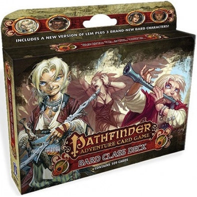 Buy Pathfinder Adventure Card Game - Bard Class Deck and more Great Board Games Products at 401 Games