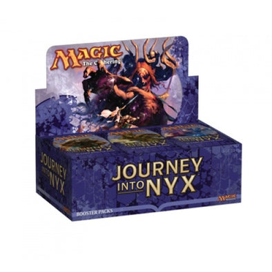 Buy MTG - Journey into Nyx - Japanese Booster Box and more Great Magic: The Gathering Products at 401 Games
