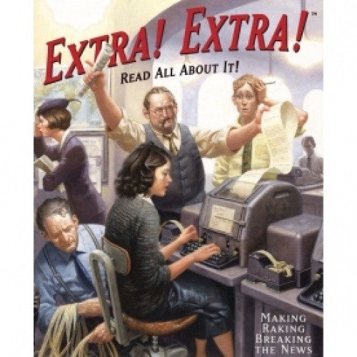 Extra! Extra! Read All About it (no restock) - 401 Games
