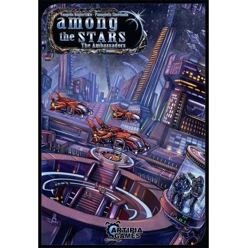 Among The Stars - The Ambassadors - 401 Games