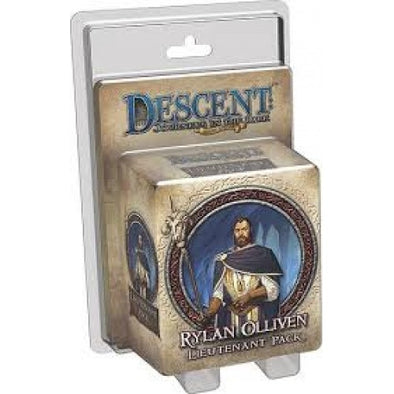 Descent - 2nd Edition - Rylan Olliven Lieutenant Pack - 401 Games