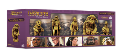 Jim Henson's Labyrinth: The Boardgame - Deluxe Game Pieces