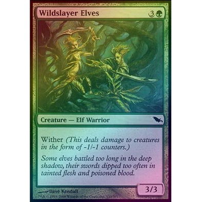 Wildslayer Elves (Foil)