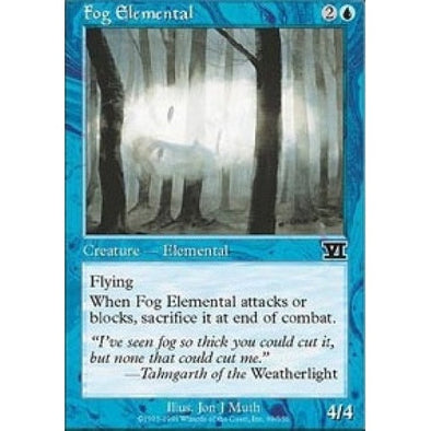 Fog Elemental - 401 Games