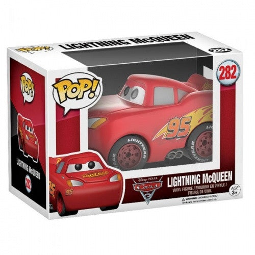 Buy Pop! Cars 3 - Lightning McQueen and more Great Funko & POP! Products at 401 Games