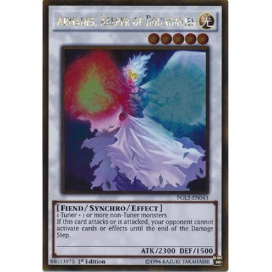 Armades, Keeper of Boundaries - (Gold Rare) (PGL2) available at 401 Games Canada