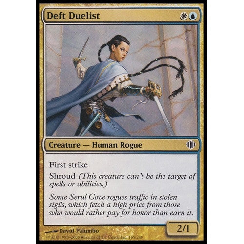 Deft Duelist (ALA) available at 401 Games Canada