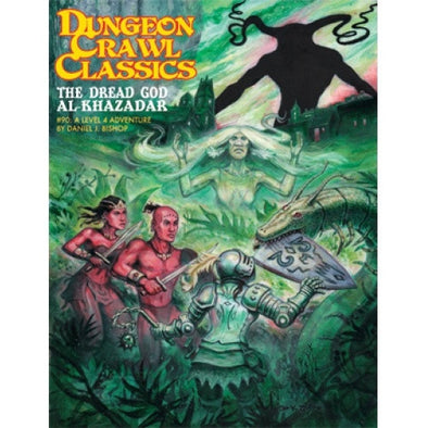 Buy Dungeon Crawl Classics: The Dread God Al-Khazadar and more Great RPG Products at 401 Games