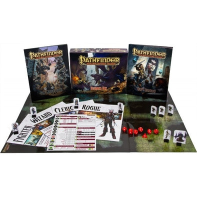 Pathfinder - Accessories - Beginner Box available at 401 Games Canada