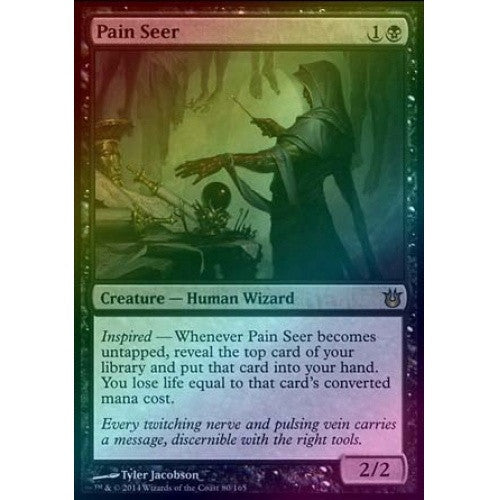 Pain Seer (Foil) (BNG) - 401 Games