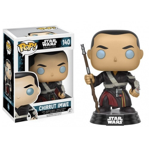 Buy Pop! Star Wars: Rogue One - Chirrut Imwe and more Great Funko & POP! Products at 401 Games