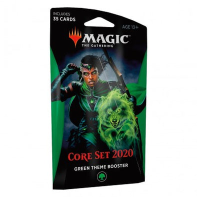 MTG - Core Set 2020 - Theme Boosters Green
